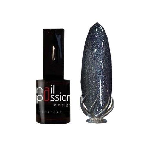 Купить Гель-лак для ногтей Nail Passion Карнавальная ночь, 10 мл, 4517 Венецианский маскарад