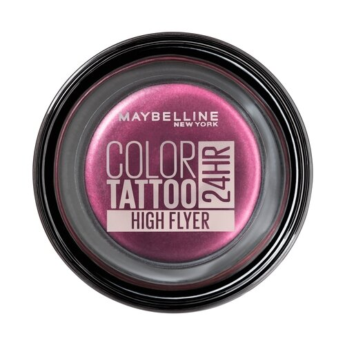 Maybelline New York Тени для век Color Tattoo 24 часа 250, матовый бургунди maybelline color tattoo тени для глаз тон 102 мерцающая фантазия
