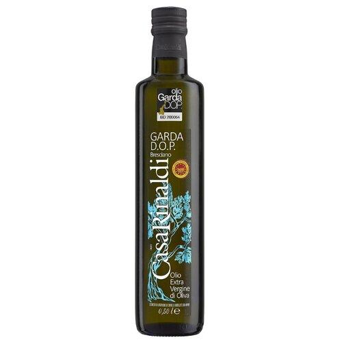 Casa Rinaldi Масло оливковое Extra Virgin Garda Bresciano DOP 0.5 л casa rinaldi масло оливковое pomace sansa стеклянная бутылка 1 л