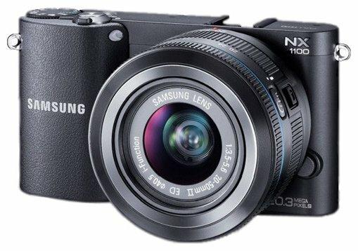 Фотоаппарат Samsung NX1100 Kit