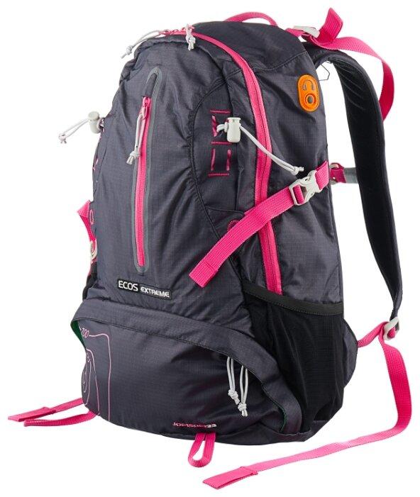 Рюкзак с эргономичной спинкой (оранжевый с камуфляжем, городской, унисекс: мужской / женский) N1311 Guangzhou Goods