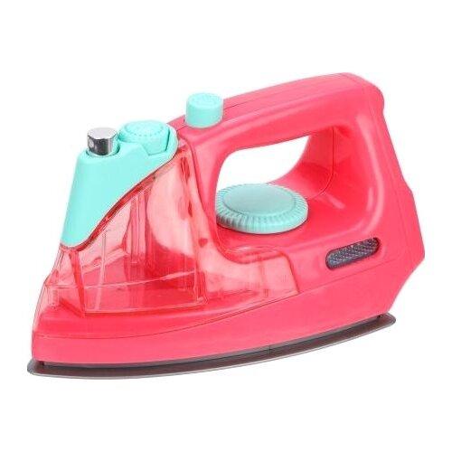Купить Утюг Mary Poppins Умный дом 453175 розовый/голубой, Детские кухни и бытовая техника