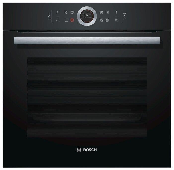 Электрический духовой шкаф Bosch HBG672BB1S