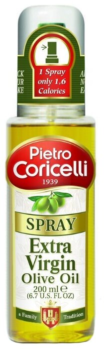 Pietro Coricelli Масло оливковое Extra Virgin, пластиковая бутылка