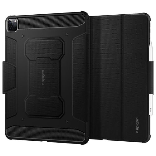 Чехол Spigen Rugged Armor Pro (ACS01030) для iPad Pro 12.9 2018/2020 (Black)
