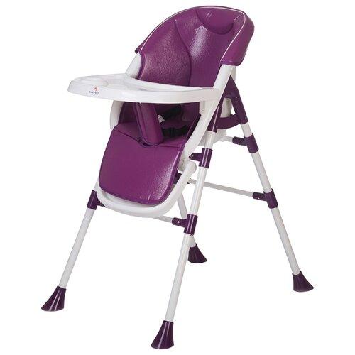 Купить Растущий стульчик Babyhit Pancake, фиолетовый, Стульчики для кормления
