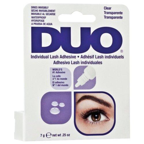 Duo Клей для пучков Individual Lash Adhesive Clear 7 г clear