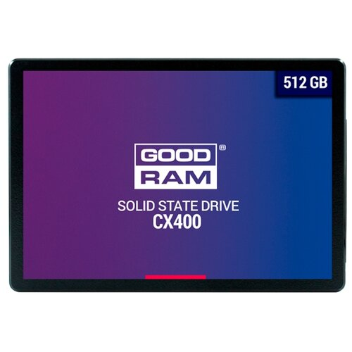 Купить Твердотельный накопитель GoodRAM SSDPR-CX400-512
