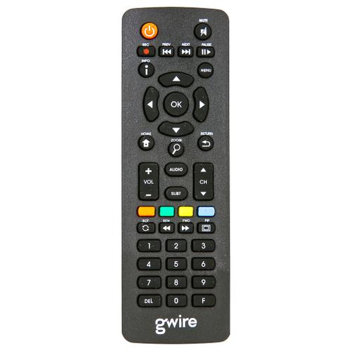 Пульт ДУ Gwire 95001 Eltex для IPTV медиацентров Eltex NV-100, NV-102, NV-300, NV-310 Wac, NV-501 Wac черный f98 sbd6943 nv