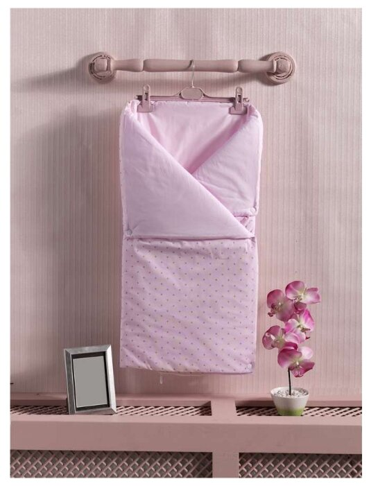 Конверт одеяло Kidboo Sweet Flowers 90 см