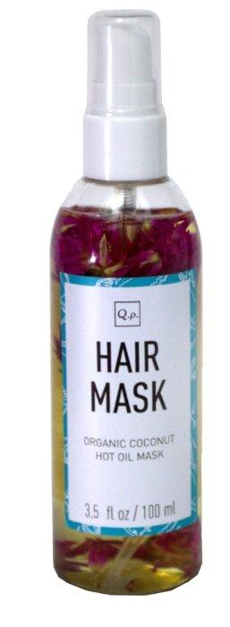 Q.P. кокосовая маска для волос