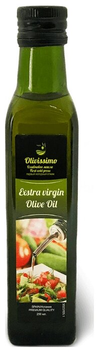 Olivissimo Масло оливковое Extra Virgin