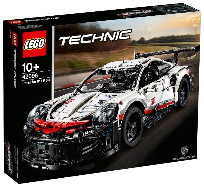 Конструктор LEGO Technic 42096 Порше 911 RSR