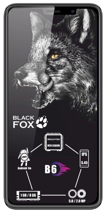Black Fox Смартфон Black Fox B6
