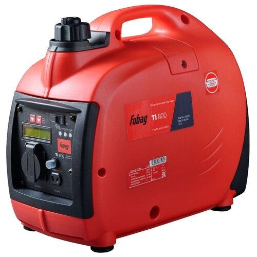 Бензиновый генератор Fubag TI 800 (700 Вт) fubag ti 1000