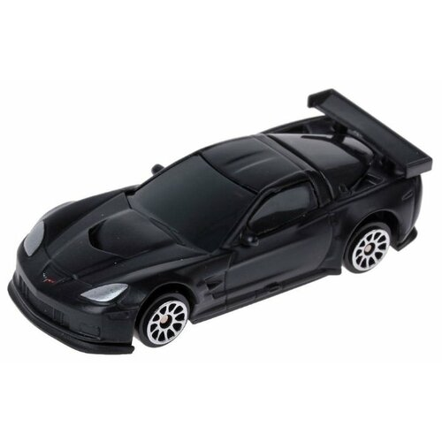 Легковой автомобиль Autogrand Chevrolet Corvette C6-R Black Edition 3 (49437) черный фото