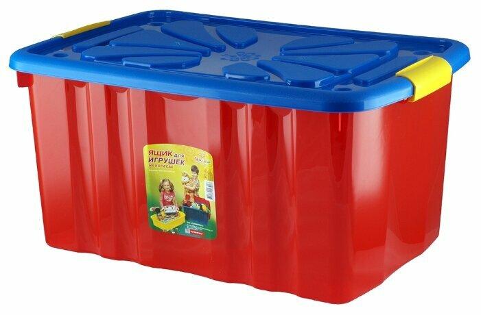 Ящик для игрушек Полимербыт 30100