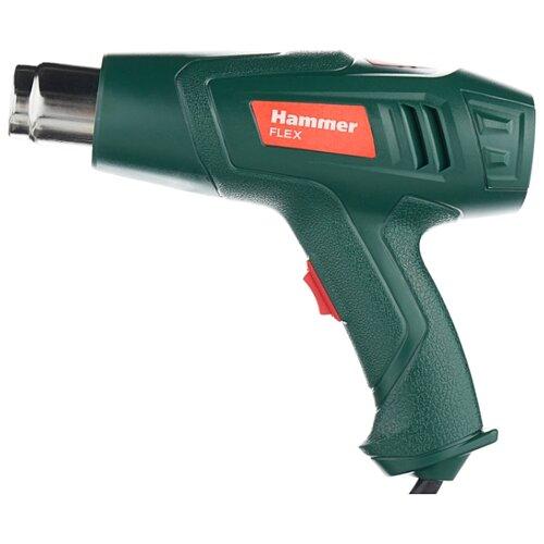 Строительный фен Hammer HG2000LE 2000 Вт фен технический hammer hg 2000 le