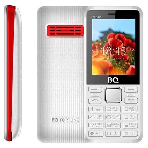 Телефон BQ 2436 Fortune Power белый