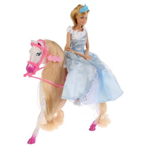 Кукла Карапуз София Снежная принцесса, 29 см, 99106-S-AN