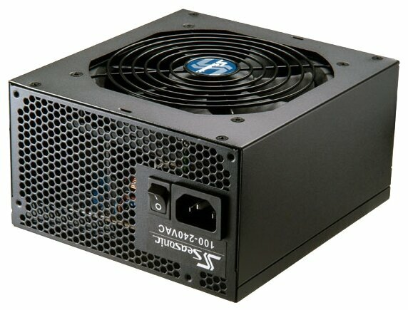 Блок питания 520W SeaSonic SS-520GM (M12II-520 Bronze)