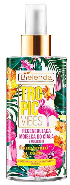 Дымка для тела Bielenda Tropic Vibes регенерирующая