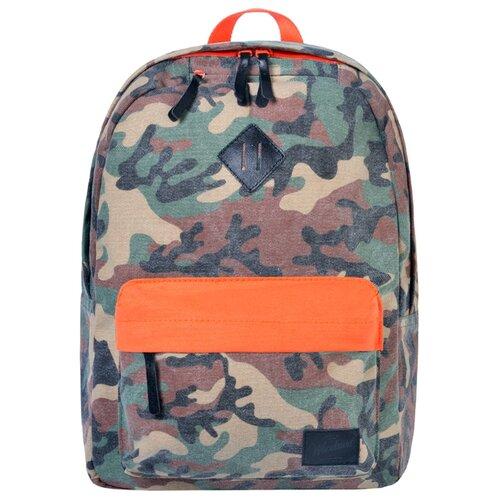 Рюкзак Woodsurf Camp Fires BPCF-02 камуфляж/оранжевыйРюкзаки<br>