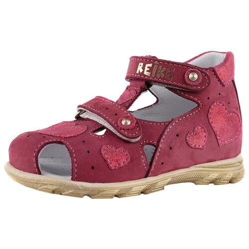 Сандалии Reike размер 26, бордовыйБосоножки, сандалии<br>