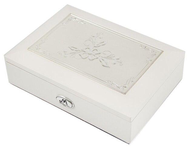 Шкатулка ювелирная, 18x13x5 см., MORETTO