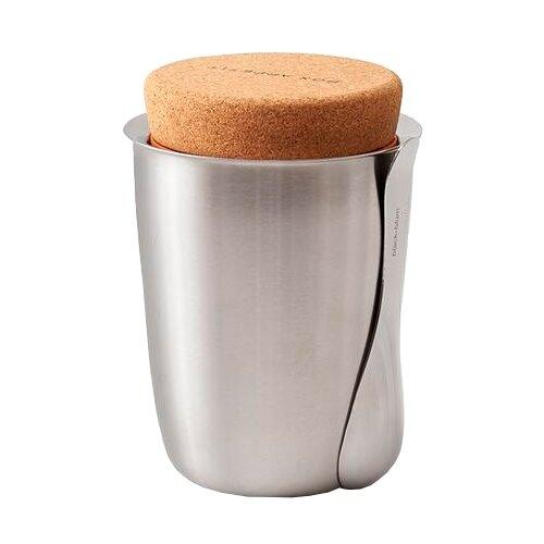 Термос для еды black + blum Box Appetit Thermo Pot, 0.5 л серебристый