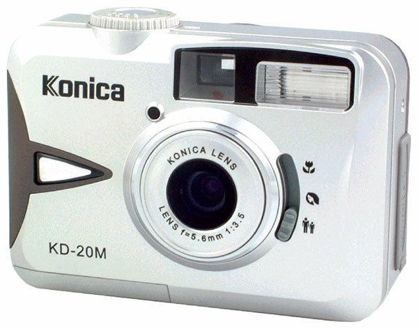 Фотоаппарат Konica KD-20M