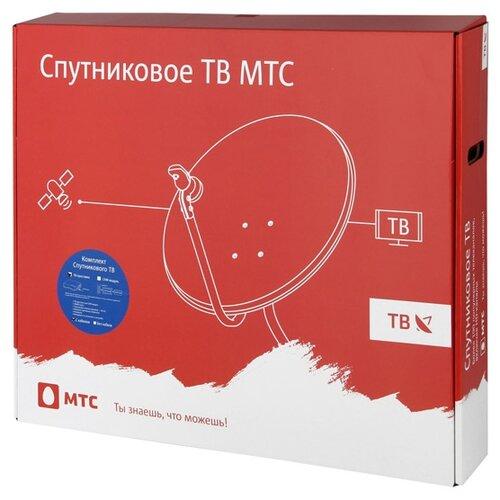 Комплект спутникового ТВ МТС №191
