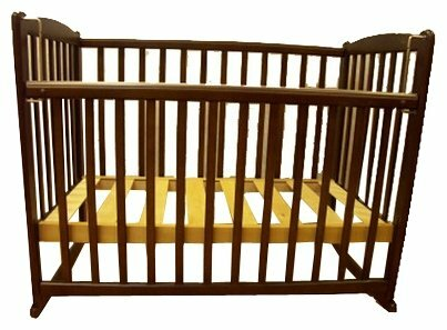 Кроватка Карат Кроха 1
