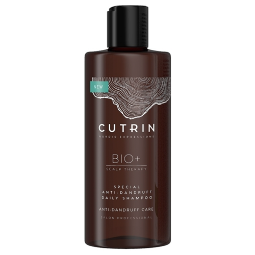 Фото - Cutrin шампунь BIO+ Special Anti-dandruff Daily, 250 мл cutrin шампунь для жирной кожи головы 250 мл cutrin bio