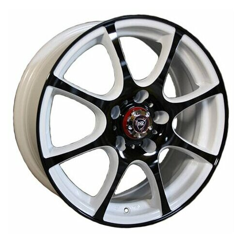 Фото - Колесный диск NZ Wheels F-46 8x18/5x114.3 D66.1 ET40 WB колесный диск nz wheels f 44 8x18 5x114 3 d66 1 et40 bkf