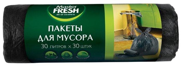 Мешки для мусора Master FRESH С0004292 30 л (30 шт.)