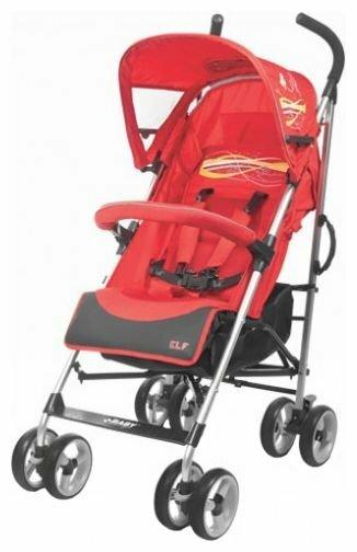 Прогулочная коляска Baby Design Elf