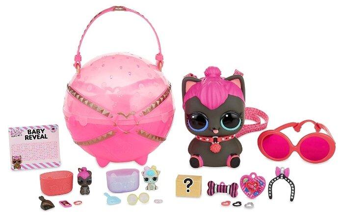 Игровой набор MGA Entertainment LOL Surprise Spicy Kitty Biggie Pet 552260