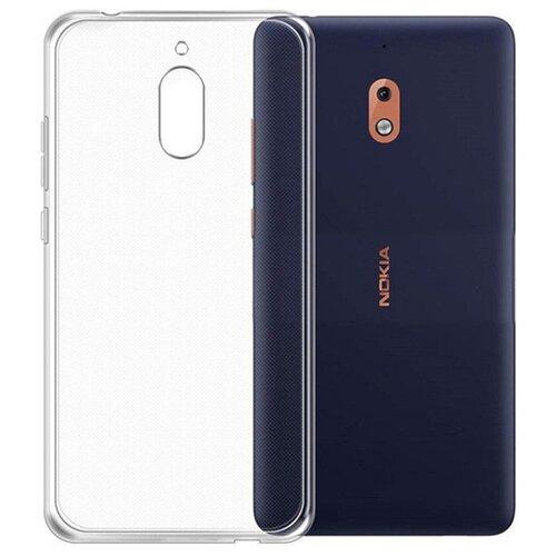 Чехол Gosso 184504 для Nokia 2.1 прозрачный