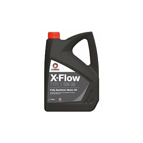 Моторное масло Comma X-Flow Type V 5W-30 4 л