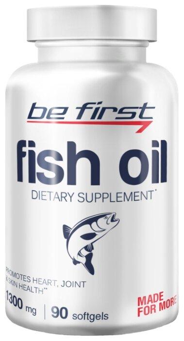 Рыбий жир Be First Fish Oil (90 шт.)