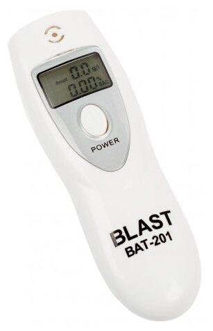 Алкотестер BLAST BAT-201 белый