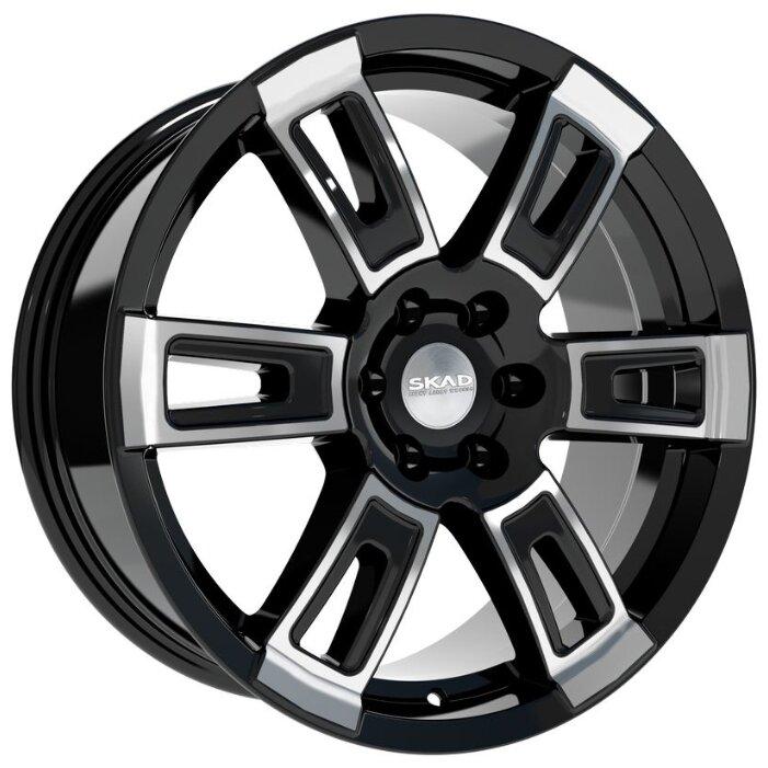 Колесный диск SKAD Тор 6.5x15/5x139.7 D98.5 ET40 Алмаз