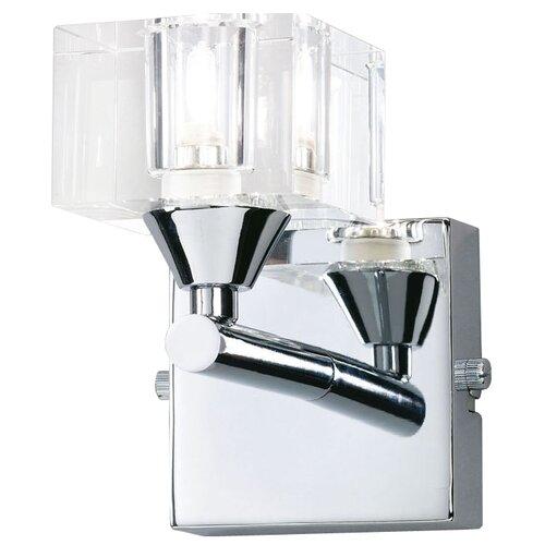 цена Настенный светильник Mantra Cuadrax 0962, 33 Вт онлайн в 2017 году