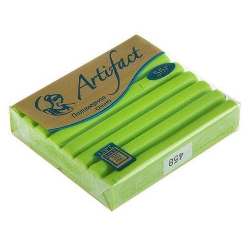 Полимерная глина Artifact Advanced formula кленово зеленая (458), 56 г