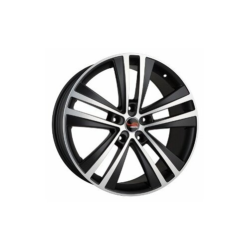 цена на Колесный диск LegeArtis VW44 6.5x16/5x112 D57.1 ET33 BKF