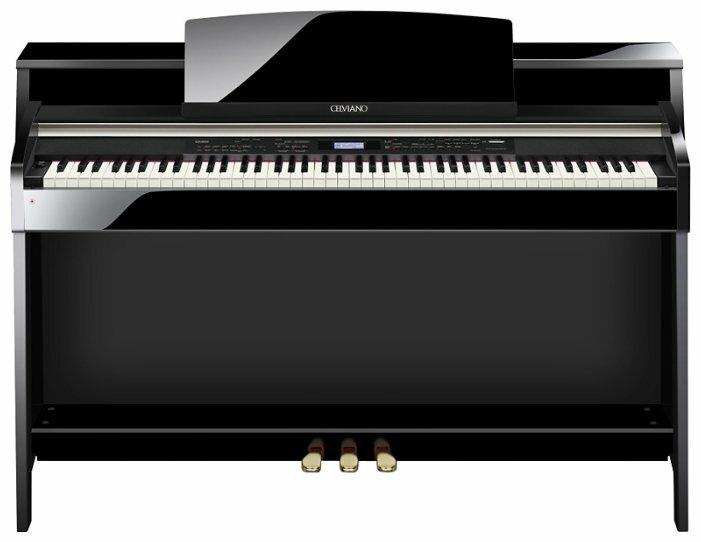 Цифровое пианино CASIO AP-6BP