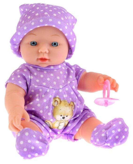 Интерактивная кукла Карапуз Стихи и песенка А.Барто, 30 см, SMD31021-RU