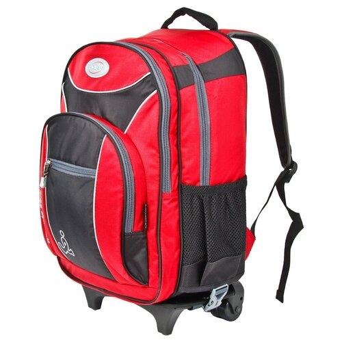 Купить POLAR П382 красный, Рюкзаки, ранцы