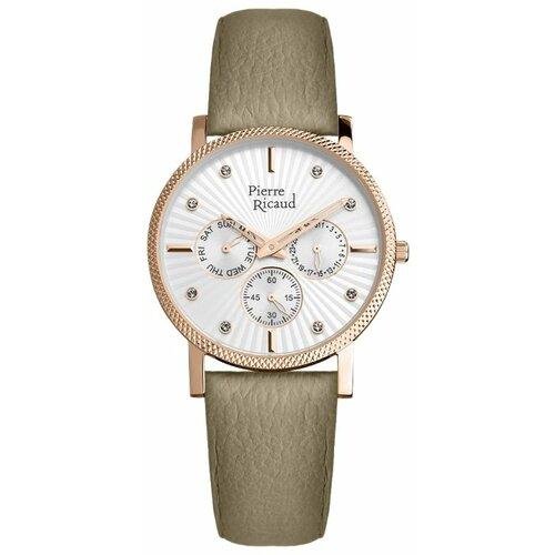 Наручные часы Pierre Ricaud P21072.9V93QF наручные часы pierre ricaud p22081 92r4q